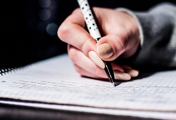 手書きの文字に性格が反映される? 筆跡と性格の関係